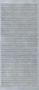 Sticker srebrny 03960 - szlaczek x1 - 2824959713