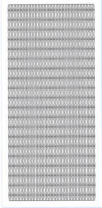Sticker złoty 13970 - szlaczki x1