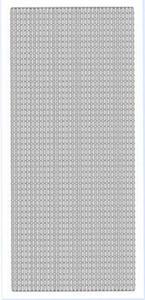 Sticker srebrny 13980 - szlaczki (R646) x1
