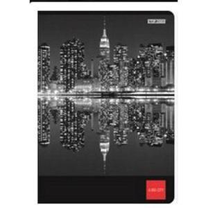 Brulion A5 96k TOP New York kratka x1 - 2875394025