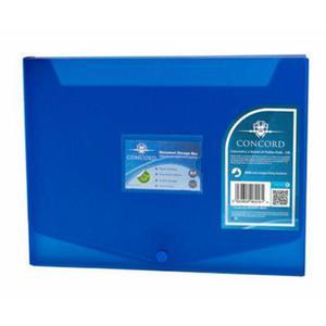 Teczka A4 Pukka Pad PP 30mm niebieska x1 - 2824970797