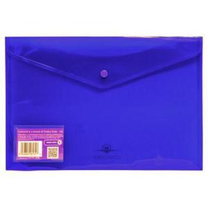 Teczka A4 kopertowa Pukka Pad fioletowa x1 - 2824970851