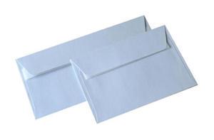 Koperta DL HK 120g Millenium błękitna x10 - 2824970979