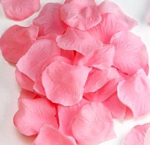 Płatki róż różowe x1 - 2833963211