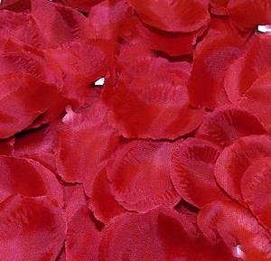 Płatki róż czerwone x1 - 2833963212