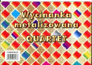 Zeszyt pap. samoprz. A4 Kormoran Quartet x1 - 2835620597