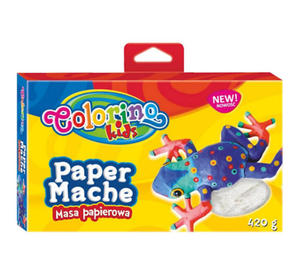Masa papierowa 0,42kg Colorino Kids x1 - 2835855889