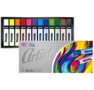 Pastele suche Patio Colorino Artist 12 kol. x1 - 2836069411