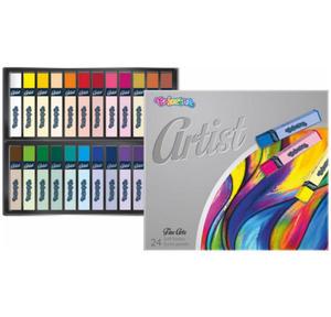 Pastele suche Patio Colorino Artist 24 kol. x1 - 2836069412