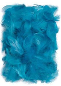 Piórka 5-12cm 10g - turquoise x1 - 2836311663