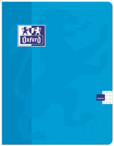 Brulion A4 96k TOP Oxford 90g kratka x1
