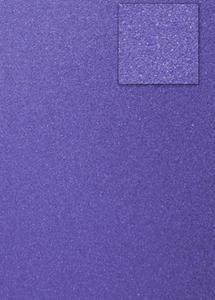 Karton A4 200g brokatowy - granatowy x1 - 2837847402