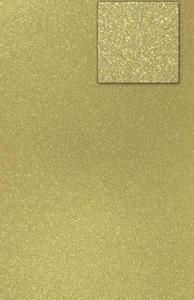 Karton A4 200g brokatowy - ciemno złoty x1 - 2837847404