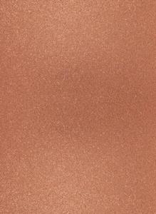 Karton A4 200g brokatowy - miedziany x1 - 2837847409