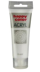 Farba akrylowa Happy Color 75g - biała x1 - 2846498545