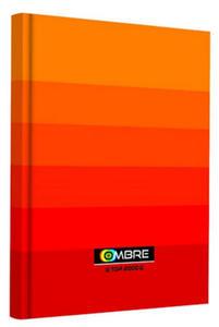 Brulion A4 96k TOP Ombre pomarańczowy x1 - 2847045686