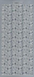 Sticker srebrny 06577 - narożniki x1 - 2846498241