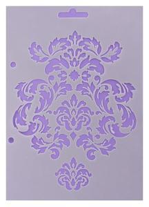 Szablon wielokrotnego użytku A5 - ornament x1 - 2836742819