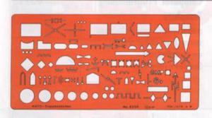 Szablon wojskowy NATO 2 x1 - 2847288994