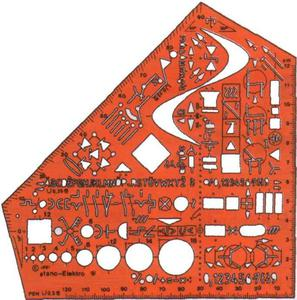 Szablon elektryk 91 x1 - 2847289016