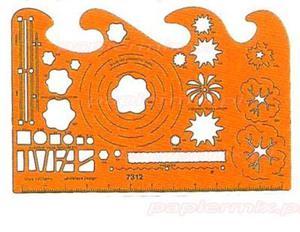 Szablon ogrodowy 1:50 x1 - 2847289026