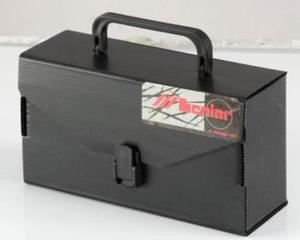 Kuferek z rączką czarny 220x75x120mm x1 - 2847289367