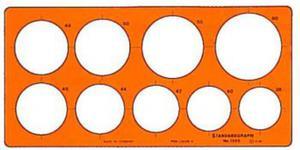 Szablon koła 9 x1 - 2847518047