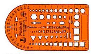Szablon symbole różne II x1 - 2847518048