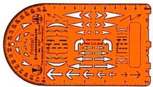 Szablon strzałki x1 - 2847518049