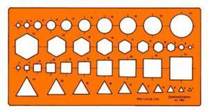 Szablon kombi - koła, kwadraty, trójkąty x1 - 2847518053