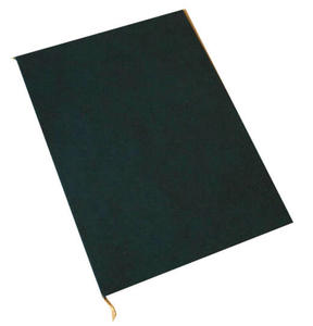 Okładka do dyplomu Barbara - zielona x1