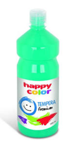 Farba tempera Happy Color 1000ml - turkusowa x1 - 2860488758