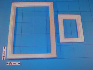 Forma do odlewów gipsowych B-F5-20 ramki x1 - 2847793219