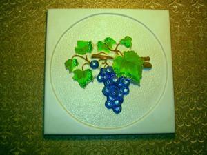 Forma do odlewów gipsowych B-G5-1 winogrona x1 - 2847793238