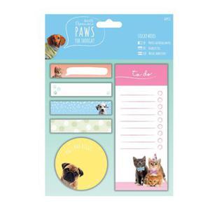 Karteczki samoprzylepne - paws for tought x1 - 2848096874