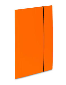 Teczka A4 z gumką VauPe Soft (1) pomarańczowa x1 - 2824960002