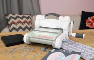 Maszyna Sizzix Big Shot White&Grey 661545 x1 - 2879114276