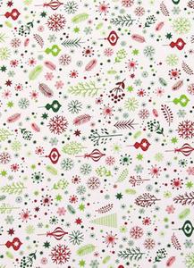 Karton A4 300g Heyda Christmas biały x1 - 2859091312
