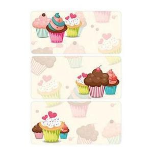 Naklejki HERMA Decor 3065 muffinki x1 - 2865631434