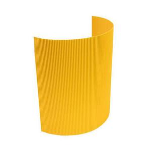 Tektura falista Heyda 50x70 rolka 10 żółta x1 - 2865631436