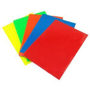 Papier samoprzylepny A4 zielony fluo x10 - 2869115162