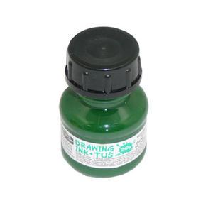 Tusz kreślarski Koh-I-Noor - zielony x1