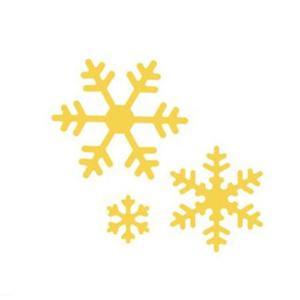 Dziurkacz ozdobny 130 - 384 śniezynki x1 - 2874732815