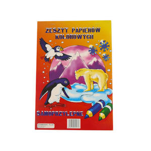 Zeszyt pap. samoprz. A4 Kormoran x1 - 2824960061