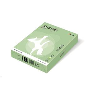 Papier ksero A4 80g MAESTRO jasnozielony x500 - 2860490149