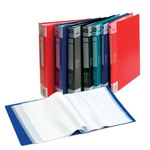 Teczka ofertowa 10 A4 Patio standard niebieska x1