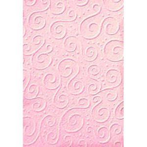 Karton A4 220g Heyda tłoczony Milano różowy x20 - 2876248172