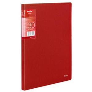 Teczka ofertowa 30 A4 Patio standard czerwona x1