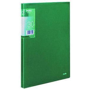 Teczka ofertowa 30 A4 Patio standard zielona x1