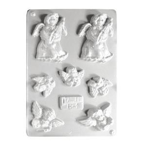 Forma do odlewów cukierniczych H- 1 (C) aniołki x1 - 2877192065